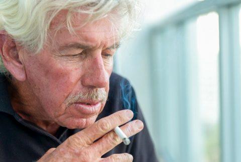 Seniors Who Smoke